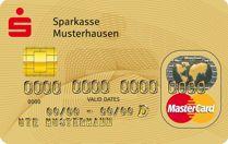 Kreditkarte der Sparkasse im Test