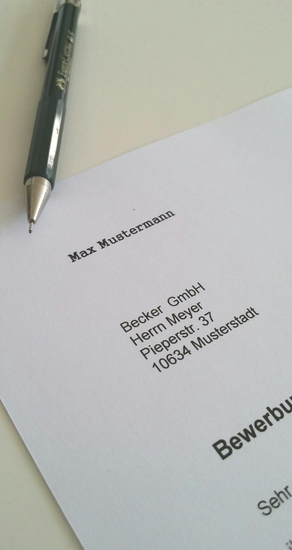 Bewerbungsservice Dienstleister Im Test Testsieger Berichte
