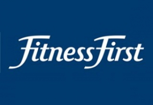 Fitness Studio Test -Logo fitness first