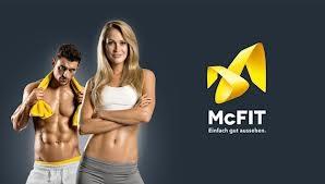 Fitnessstudio Test - logo mc fit