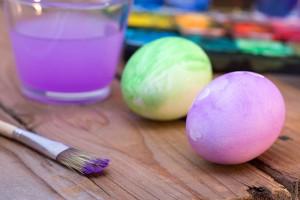 Ostermalerei Wie Bemalt Man Das Ei Am Besten