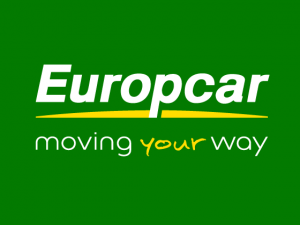 Autovermietung vs. Carsharing - Logo Europcar