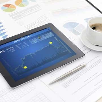 online broker test