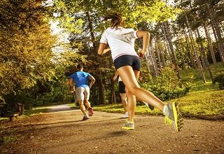 Fit in den Herbst - so joggen sie richtig durch die kühle Jahreszeit