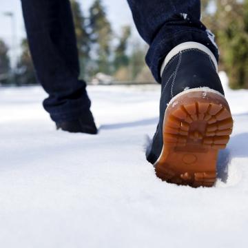 Winterschuhe – für jede Witterung die richtige Sohle