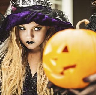 Halloween: So gelingt der gespenstige Auftritt