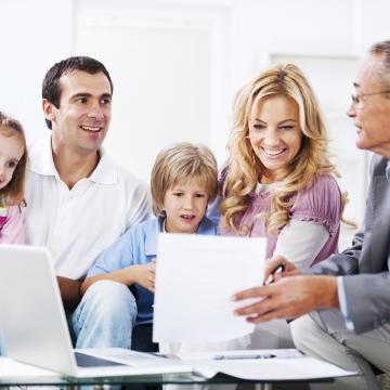 Familienversicherungen - Risikoabsicherung im Test