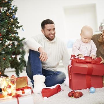 Weihnachten: Geschenke