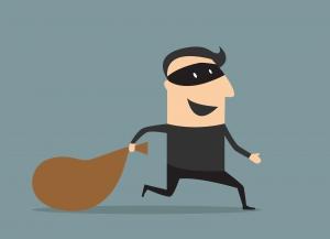 Hausratversicherung - Dieb