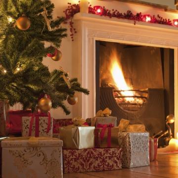 Weihnachten: Bescherung in Großbritannien