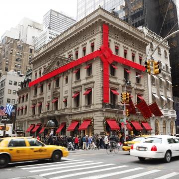 Weihnachtsshopping in New York – was man auf jeden Fall gesehen haben muss
