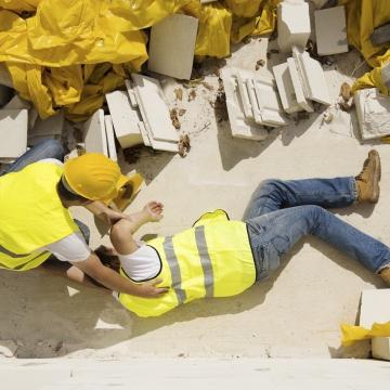 Versicherungsfall: Arbeitsunfall