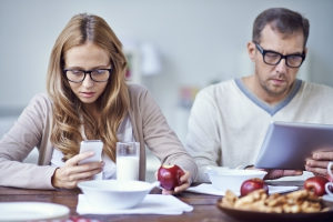 Ein Leben unter ständiger Beobachtung - Smartphones verraten alles über ihren Besitzer