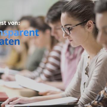 Haftpflichtversicherung für Studenten bei transparent-beraten.de im Test