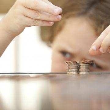 Taschengeld: wie Kinder den verantwortungsvollen Umgang mit Geld lernen