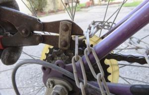 Fahrrad geklaut - Risiken