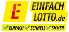 Lotto Anbieter Test - logo einfach lotto