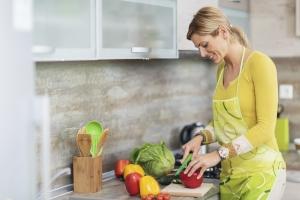 Heiße Sommertage: leichte Kost