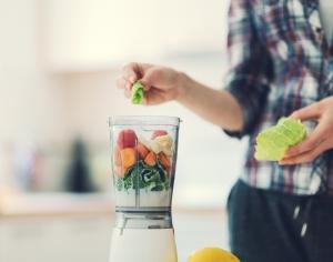 Heiße Sommertage: leichte Gerichte bevorzugen