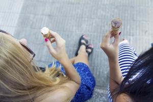 Heiße Sommertage: was tun?