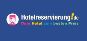 Hotelvergleichsportale Test: logo hotelreservierung