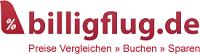 Flugportal Test - logo billigflug.de