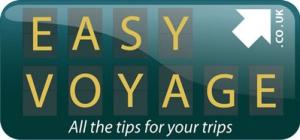 Flugportal Test - logo easyvoyage