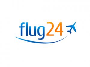 Flugportal Test - logo flug24