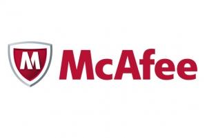 Virenscanner Test - logo mcafee