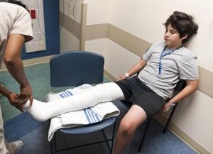 Kinderinvaliditätsversicherung Test - Gefahren lauern überall