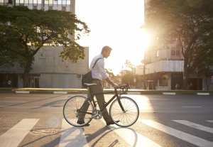 Fahrradversicherung Test - Fahrrad bleibt im Trend
