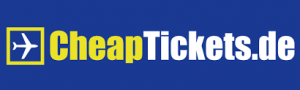 Flugportal Test logo cheaptickets