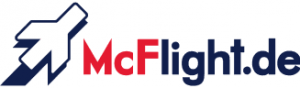Flugportal Test logo mcflight