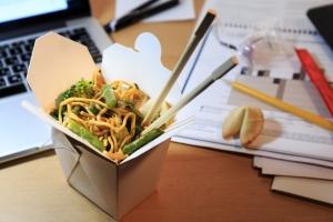 Lieferdienste Vergleich Essen in Box