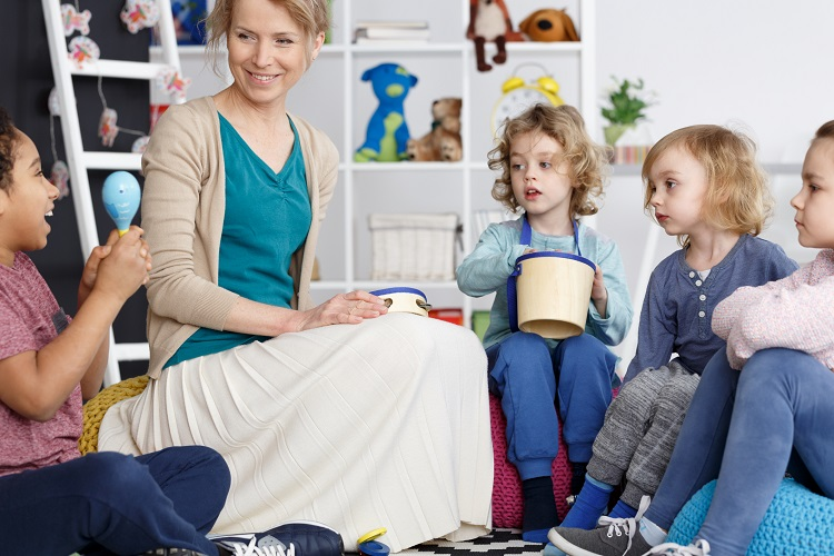 Kinderbetreuung im Vergleich
