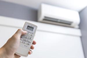 Klimaanlagen-Test